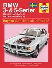 BMW 3- & 5-Serier (81 - 91)