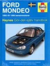 Ford Mondeo (1993 - 1999) Haynes Repair Manual (svenske utgava)