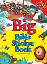 BIG BIBLE STICKER BOOK THE