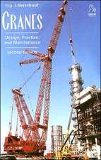 Cranes: Design, Practice, and Maintenance