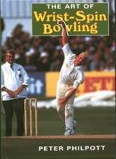 Art of Wrist-Spin Bowling
