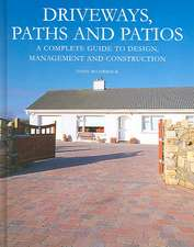 Driveways, Paths and Patios