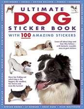 Ultimate Dog Sticker Book