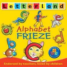 Wendon, L: Alphabet Frieze