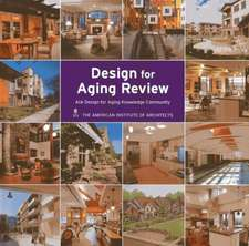 Design for Aging Review 2011