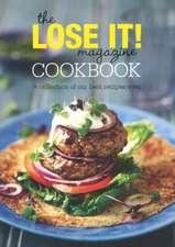 Lose It! Magazine cookbook