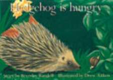 Hedgehog is Hungry PM Level 3 Red Set 1