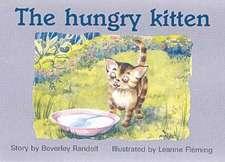 The Hungry Kitten PM Yellow Set 1 Fiction Level 6