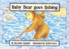 Baby Bear Goes Fishing PM Yellow Set 2 Level 7