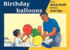 Birthday Balloons PM Blue Set 2 Level 10