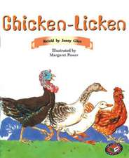 Chicken Licken PM Tales and Plays Level 15 Orange