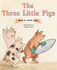The Three Little Pigs PM Tales and Plays Level 15 Orange