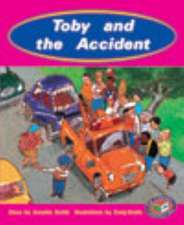 Toby and the Accident PM Turquoise Set A