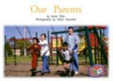 Our Parents PM Non Fiction Level 11&12 People Around Us Blue