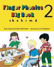 Finger Phonics Big Book 2