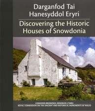 Darganfod Tai Hanesyddol Eryri / Discovering the Historic Houses of Snowdonia
