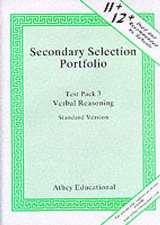 Verbal Reasoning Practice Papers Pack 3 (standard Version)