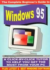 Comp Beginners GT Windows 95