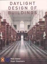 Daylight Design of Buildings