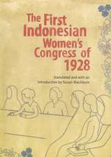 First Indonesian Womens Congress of 1928