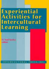 Experiential Activities for Intercultural Learning:  Bridging the Gap Between U.S. and Mexican Managers