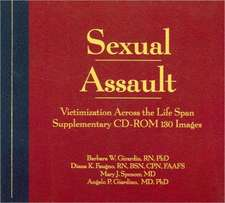 Sexual Assault Victimization Across the Life Span: Supplementary CD-ROM 130 Images