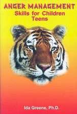 Anger Management Skills for Children Teens