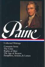 Thomas Paine:  (Library of America #76)