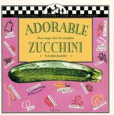 Adorable Zucchini