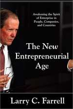 The New Entrepreneurial Age