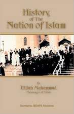 HIST OF THE NATION OF ISLAM