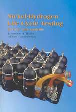 Nickel-Hydrogen Life Cycle Testing:  Review and Analysis