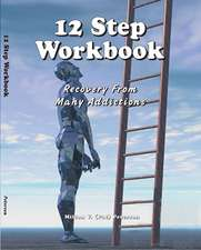 12 Step Workbook:  A Book of Short Stories