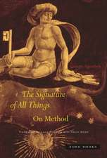 The Signature of All Things – On Method