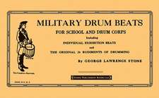 Military Drum Beats: For School and Drum Corps