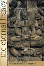 The Eternal Legacy: An Introduction to the Canonical Literature of Buddhism