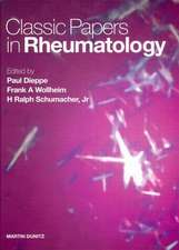 Classic Papers in Rheumatology