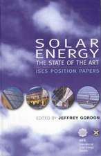 Solar Energy: The State of the Art: Ises Position Papers