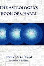 The Astrologer's Book of Charts (Hardback)