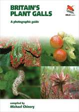 Britain`s Plant Galls – A Photographic Guide