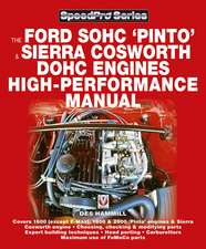 Hammill, D: How to Power Tune Ford SOHC 'Pinto' and Sierra C