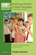 100] Fun Ideas for Practising Modern Foreign Languages in the Primary Classroom:  Sam's Football Stories - Set A, Book 6