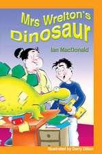 Mrs Wrelton's Dinosaur & Spike's Tall