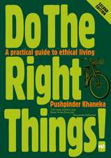 Do The Right Things! 2ed