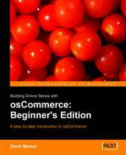 Building Online Stores with Oscommerce