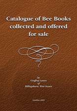Descriptive Catalogue of a Library of Bee Books