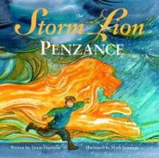 The Storm Lion of Penzance