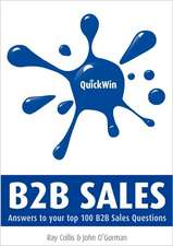 Quick Win B2B Sales