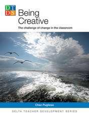 Delta Tch Dev: Being Creative