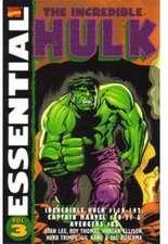 Essential Incredible Hulk Vol.3: Incredible Hulk #118-142, Captain Marvel #20-21 & Avengers #88